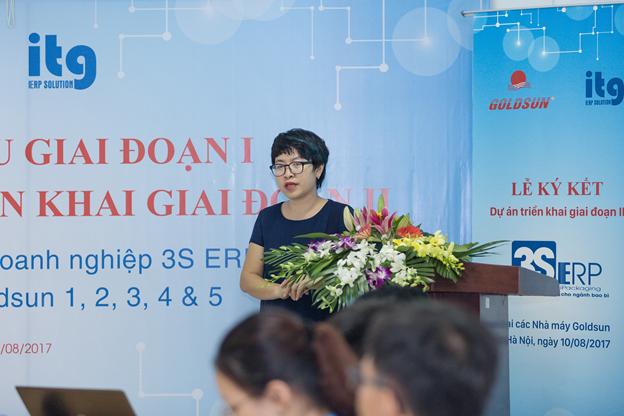 Ba Nguyen Khanh Ly nhan xet danh gia du an